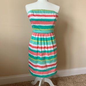 NWT!  Vineyard Vines painted stripe dress #64/65